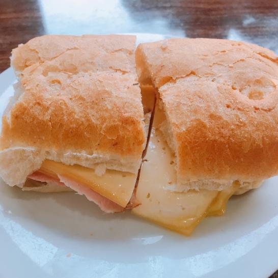 Mixto jamón de pavo y queso