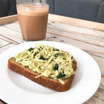 Mi desayuno 🤤