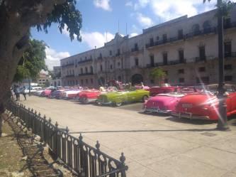 Autos en La Habana