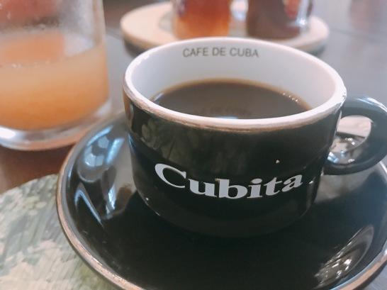 Café bien cargadito
