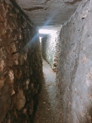 Túneles del HN