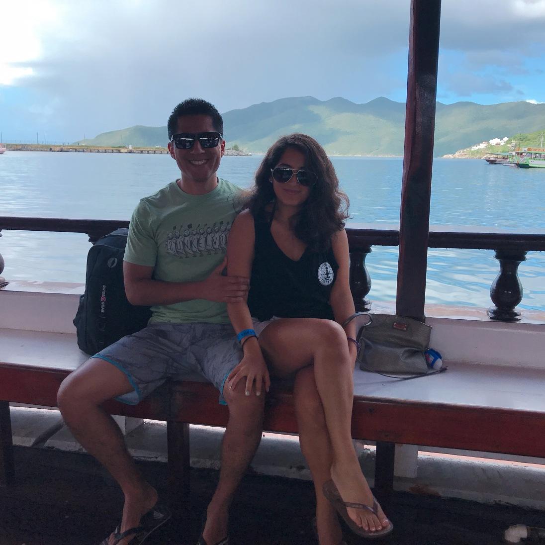 En el Barco!