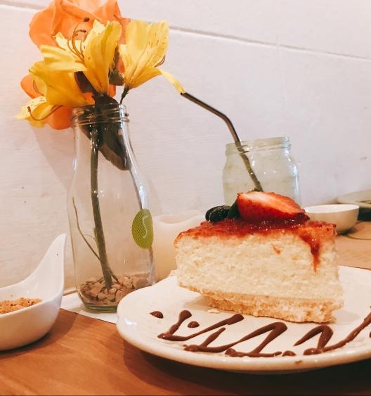 Cheesecake Horneado
